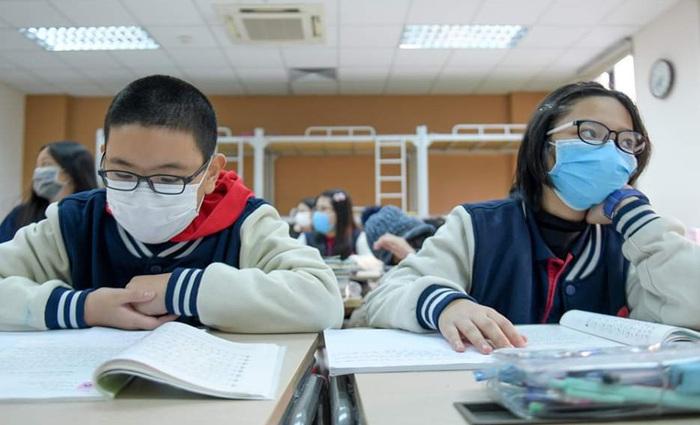 Ứng phó virus corona : Gần 2 triệu học sinh Sài Gòn được nghỉ đến hết tháng 2/2020 - Ảnh 1.