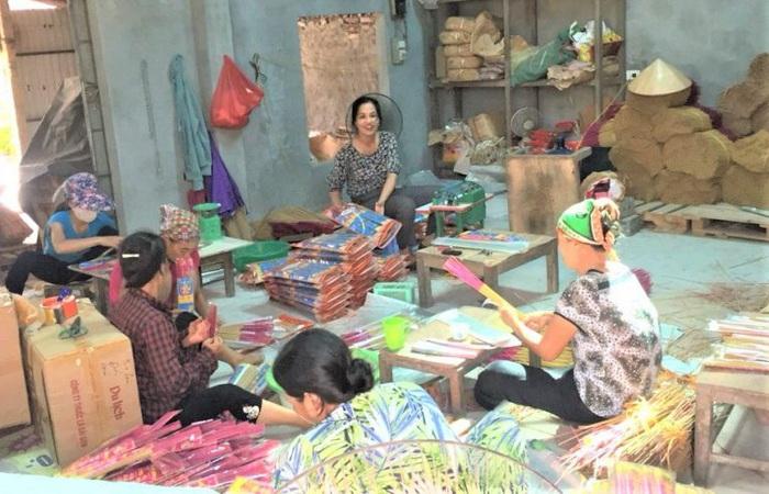 TYM: Hơn 1.800 tỷ đồng cho phụ nữ vay vốn, phát triển kinh tế gia đình - Ảnh 1.