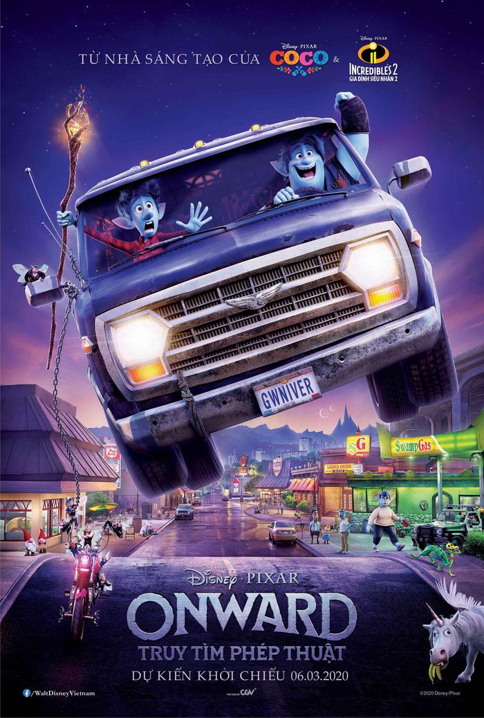 Nhà Chuột Disney cho ra mắt 9 bộ phim cảm động, hài hước tặng người hâm mộ - Ảnh 1.