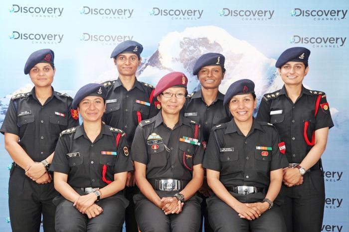 Nữ quân nhân Ấn Độ