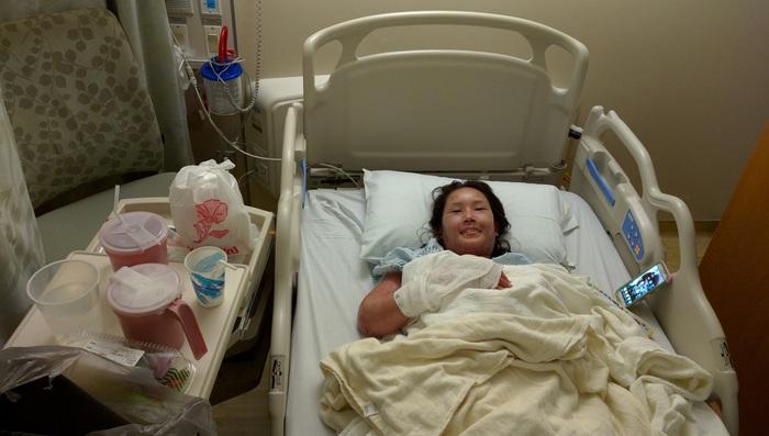 """Nín thở nghe mẹ bỉm sữa """"chết đi sống lại"""" với căn bệnh lupus ban đỏ khi mang thai - Ảnh 3."""