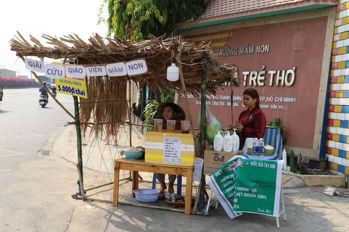 """Gặp nhóm cô giáo """"giải cứu giáo viên mầm non"""" Sài Gòn - Ảnh 4."""