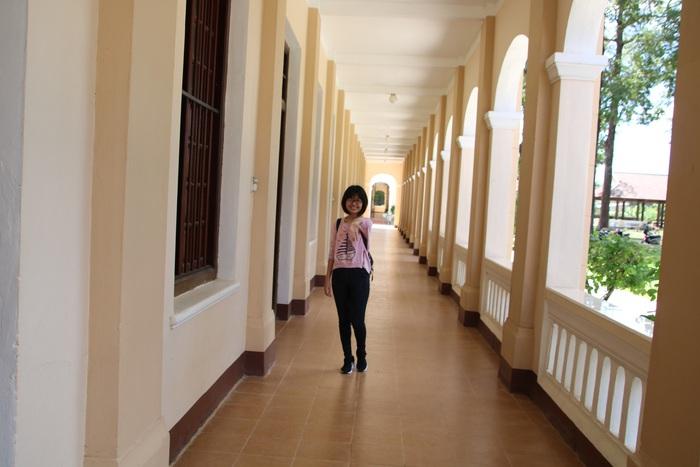 Điểm check – in mới lạ ở Tiểu chủng viện Làng Sông hút khách  - Ảnh 4.