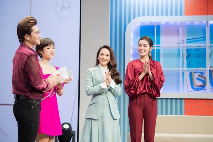 Á hậu Huyền My và diễn viên Bảo Thanh là khách mời show Những phụ nữ có gu số đầu tiên