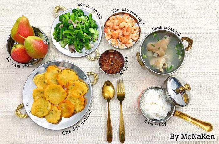 Mẹ Hà Nội khoe mâm cơm gia đình cả tuần, ai nhìn cũng chỉ ao ước được... ăn một lần - Ảnh 3.