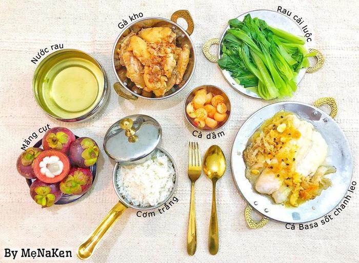 Mẹ Hà Nội khoe mâm cơm gia đình cả tuần, ai nhìn cũng chỉ ao ước được... ăn một lần - Ảnh 5.