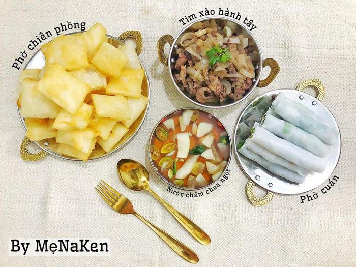 Mẹ Hà Nội khoe mâm cơm gia đình cả tuần, ai nhìn cũng chỉ ao ước được... ăn một lần - Ảnh 8.