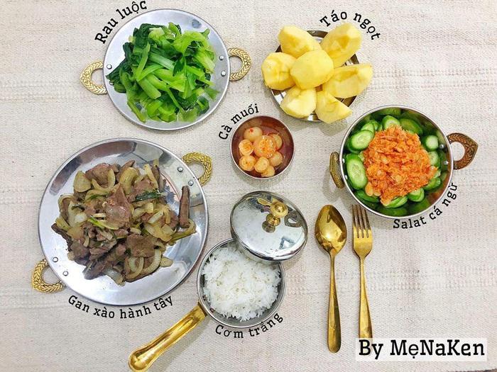 Mẹ Hà Nội khoe mâm cơm gia đình cả tuần, ai nhìn cũng chỉ ao ước được... ăn một lần - Ảnh 2.