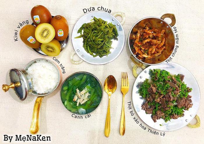 Mẹ Hà Nội khoe mâm cơm gia đình cả tuần, ai nhìn cũng chỉ ao ước được... ăn một lần - Ảnh 6.
