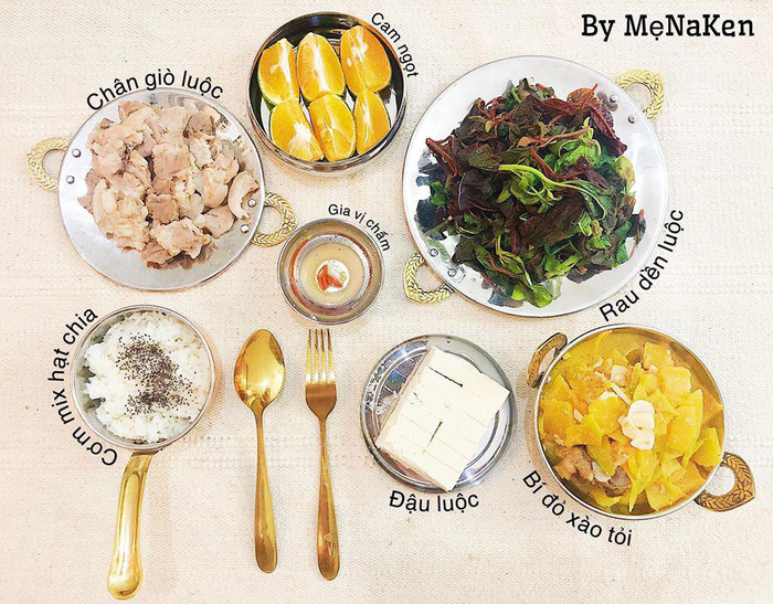 Mẹ Hà Nội khoe mâm cơm gia đình cả tuần, ai nhìn cũng chỉ ao ước được... ăn một lần - Ảnh 7.
