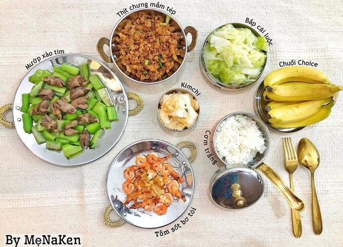 Mẹ Hà Nội khoe mâm cơm gia đình cả tuần, ai nhìn cũng chỉ ao ước được... ăn một lần - Ảnh 4.