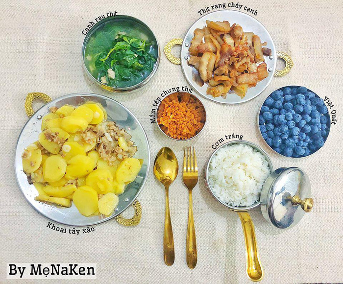 Mẹ Hà Nội khoe mâm cơm gia đình cả tuần, ai nhìn cũng chỉ ao ước được... ăn một lần - Ảnh 10.