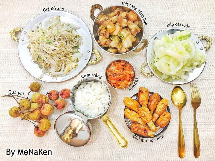 Mẹ Hà Nội khoe mâm cơm gia đình cả tuần, ai nhìn cũng chỉ ao ước được... ăn một lần - Ảnh 11.