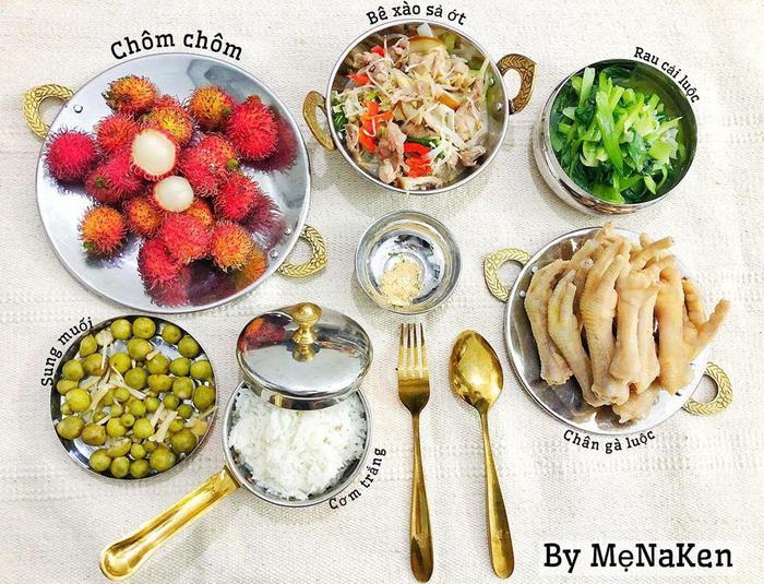Mẹ Hà Nội khoe mâm cơm gia đình cả tuần, ai nhìn cũng chỉ ao ước được... ăn một lần - Ảnh 12.