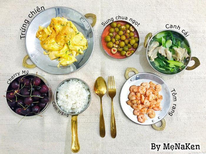 Mẹ Hà Nội khoe mâm cơm gia đình cả tuần, ai nhìn cũng chỉ ao ước được... ăn một lần - Ảnh 13.