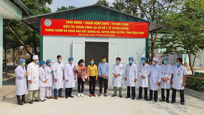 Bệnh nhân nhiễm SARS-Cov-2 cuối cùng xuất viện - Ảnh 1.
