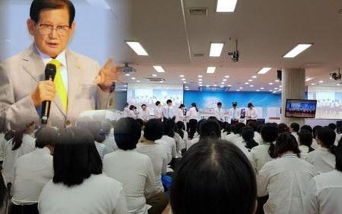 Hơn nửa triệu người Hàn ký đơn đòi giải thể giáo phái Tân Thiên ...