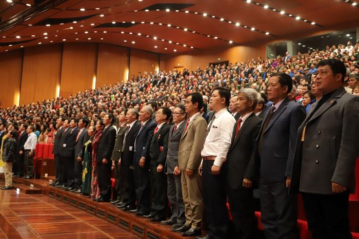 Tổng Bí thư Nguyễn Phú Trọng: 'Sự lãnh đạo của Đảng là nhân tố hàng đầu quyết định mọi thắng lợi' - Ảnh 2.