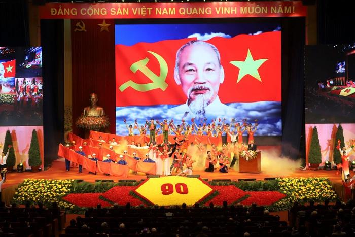 Tổng Bí thư Nguyễn Phú Trọng: 'Sự lãnh đạo của Đảng là nhân tố hàng đầu quyết định mọi thắng lợi' - Ảnh 3.