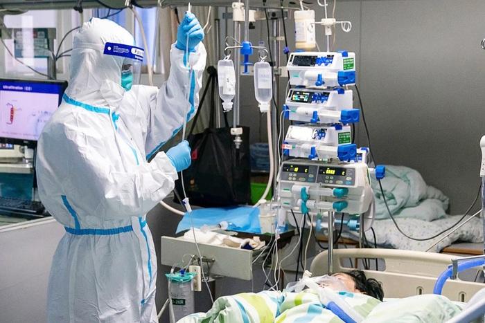 Một ca điều trị bệnh nhân nhiễm virus corona