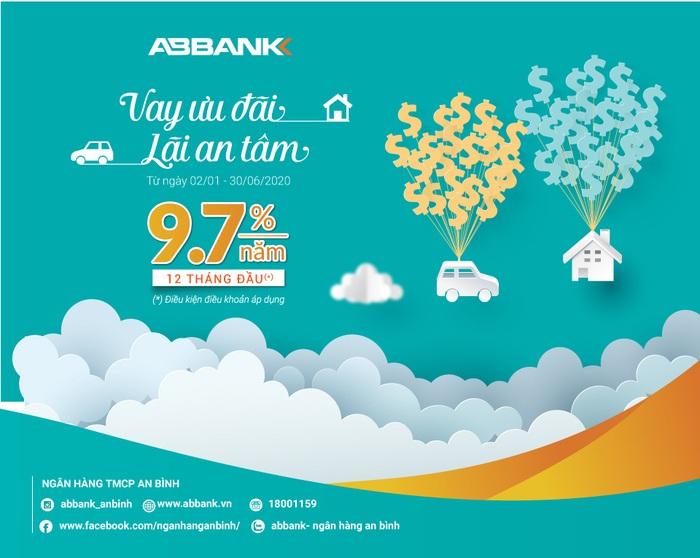 ABBANK dành 2.000 tỷ đồng cho khách hàng cá nhân vay ưu đãi lãi suất thấp - Ảnh 1.