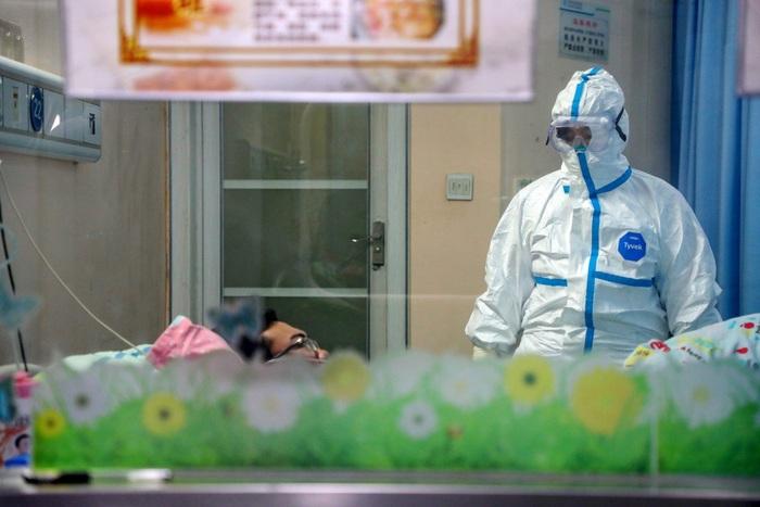 Điều trị cho bệnh nhân nhiễm virus Corona tại Trung Quốc