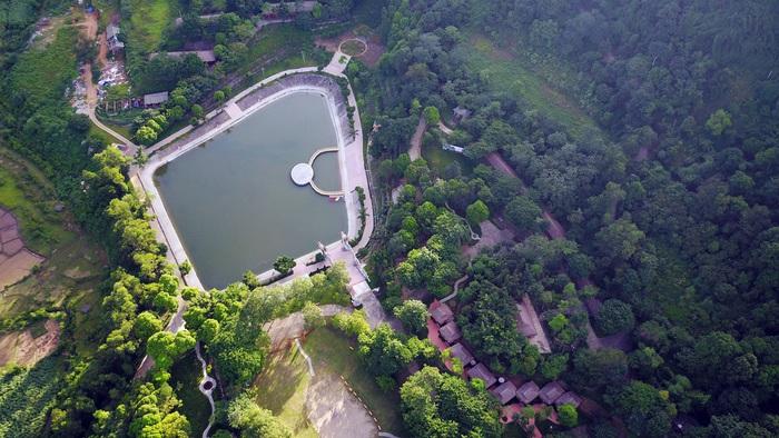 Toàn cảnh khu nghỉ dưỡng Paragon Resort