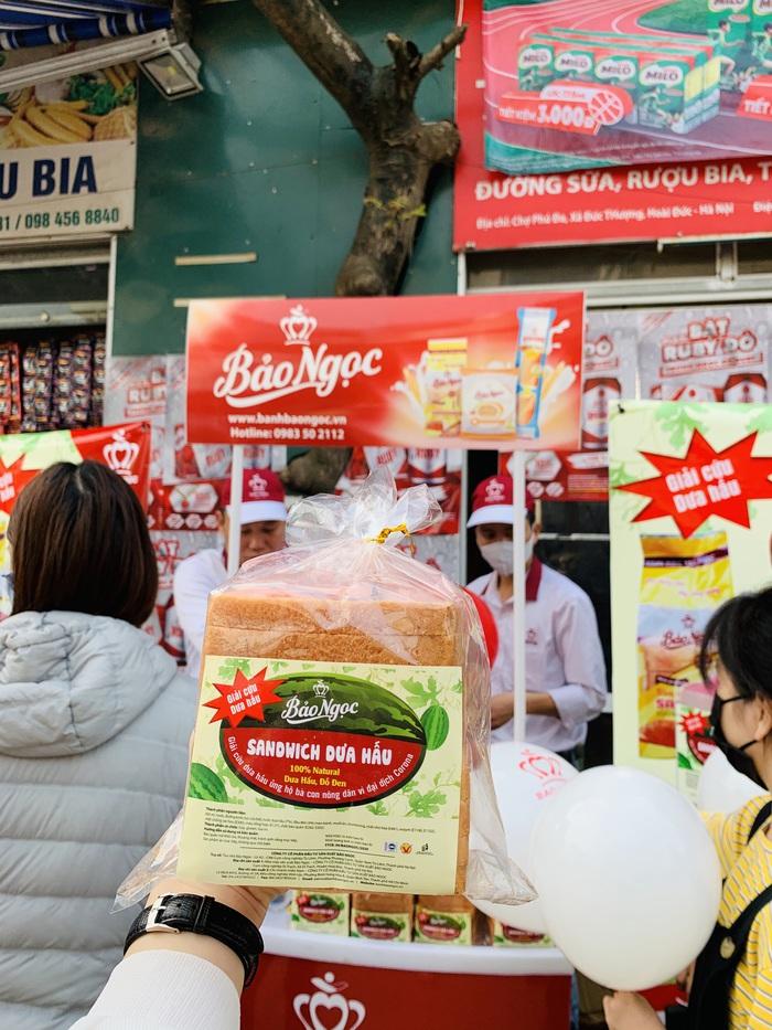 (Bài pr sáng t4)Sau sandwich dưa hấu, Bảo Ngọc đã có thêm những sáng tạo gì để hiện thực hóa mong muốn giải cứu nông sản Việt? - Ảnh 1.