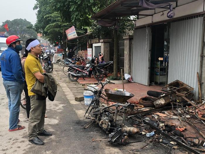 Vụ anh ruột phóng hỏa đốt nhà em gái ở Hưng Yên: Nạn nhân thứ 4 đã không qua khỏi - Ảnh 1.