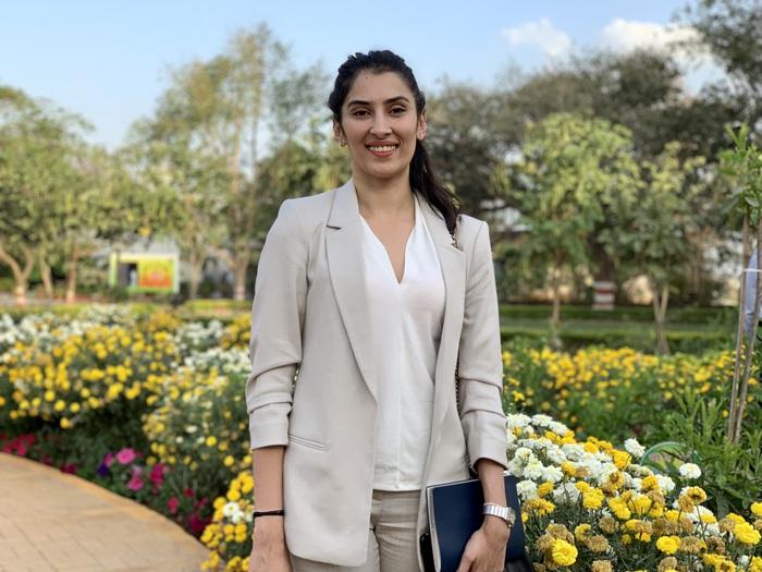 Nữ doanh nhân trẻ truyền cảm hứng cho hàng triệu phụ nữ khởi nghiệp Ấn Độ - Ảnh 1.