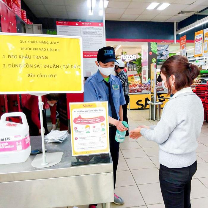 5 bí quyết phòng dịch Covid-19 khi đi siêu thị, trung tâm thương mại  - Ảnh 2.