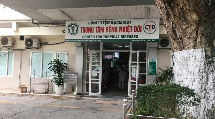 Trung tâm Bệnh Nhiệt đới, BV Bạch Mai