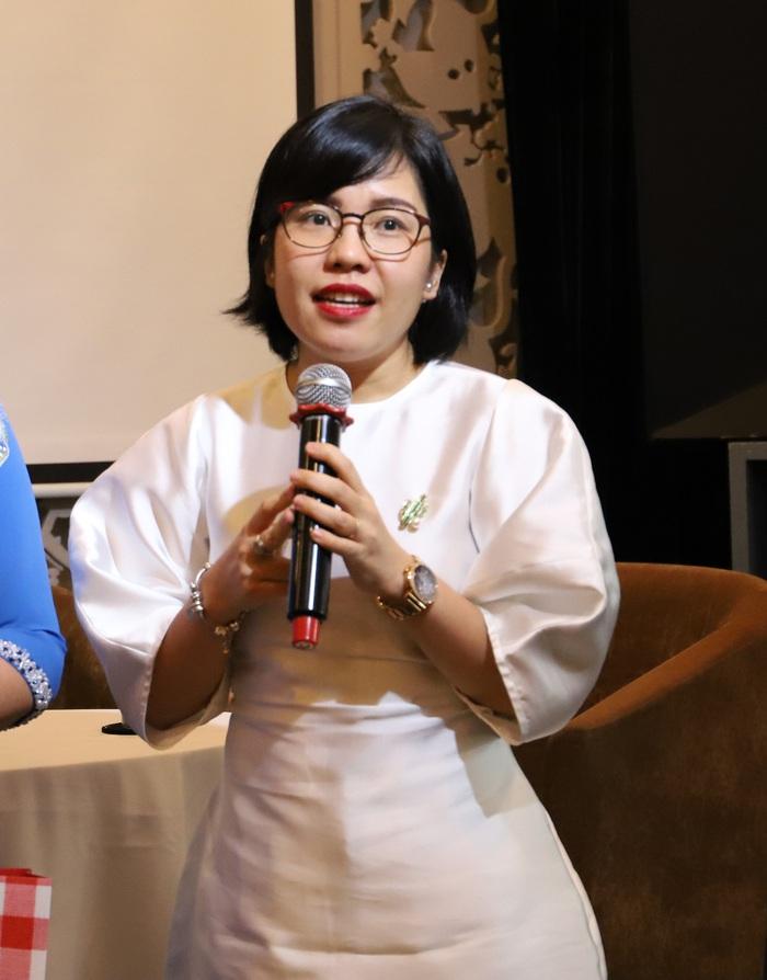 Diễn viên Vân Trang chia sẻ bí quyết làm giàu thời công nghệ - Ảnh 3.