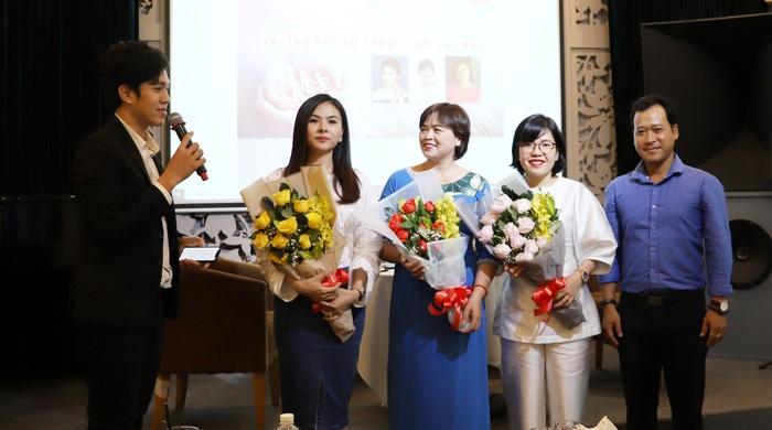 Diễn viên Vân Trang chia sẻ bí quyết làm giàu thời công nghệ - Ảnh 4.