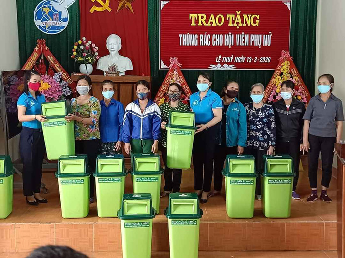 Quảng Bình: Đa dạng hoạt động xây dựng nông thôn mới trong mùa dịch bệnh Covid-19  - Ảnh 3.