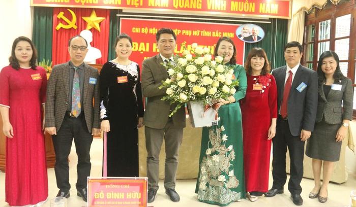 """Hội LHPN tỉnh Bắc Ninh liên tục đạt danh hiệu """"Cơ quan đạt chuẩn văn hóa"""" - Ảnh 1."""