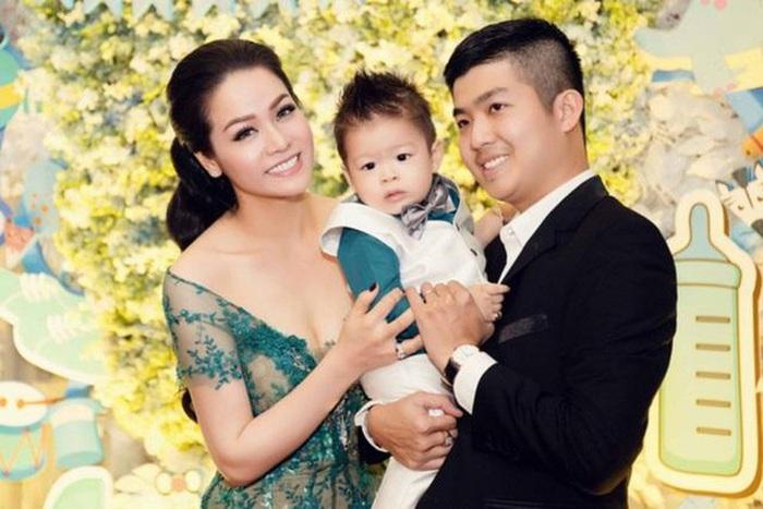 Diễn viên Nhật Kim Anh giành được quyền nuôi con từ chồng cũ - Ảnh 1.