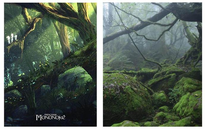 Khó ai ngờ những địa điểm đẹp mê hồn trong phim hoạt hình lại có thật ngoài đời - Ảnh 8.