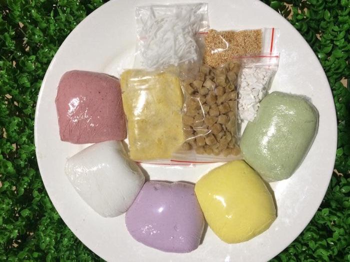Tết Hàn thực sôi động với đủ loại bánh trôi bánh chay - Ảnh 2.