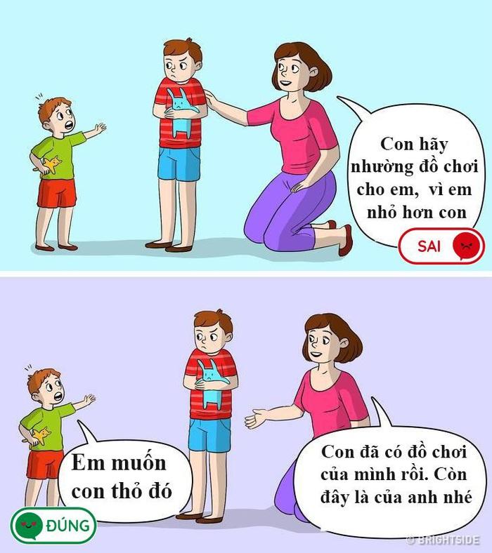 Những sai lầm khi nuôi dạy con ngay cả những cha mẹ nhiều kinh nghiệm vẫn có thể mắc phải - Ảnh 8.