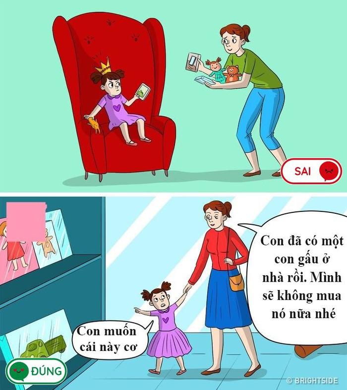 Những sai lầm khi nuôi dạy con ngay cả những cha mẹ nhiều kinh nghiệm vẫn có thể mắc phải - Ảnh 5.
