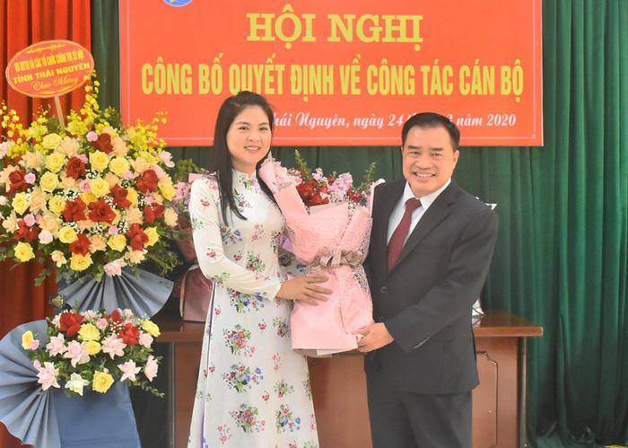 Hội Liên hiệp Phụ nữ tỉnh Thái Nguyên có tân Chủ tịch - Ảnh 1.