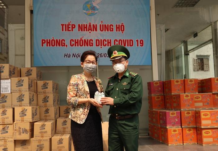Hội LHPN Việt Nam tích cực phòng, chống dịch COVID-19 - Ảnh 3.