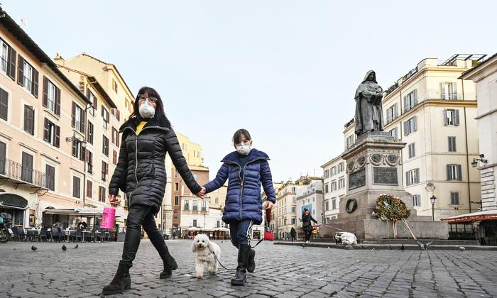 Ý bị suy giảm kinh tế do dịch Covid-19