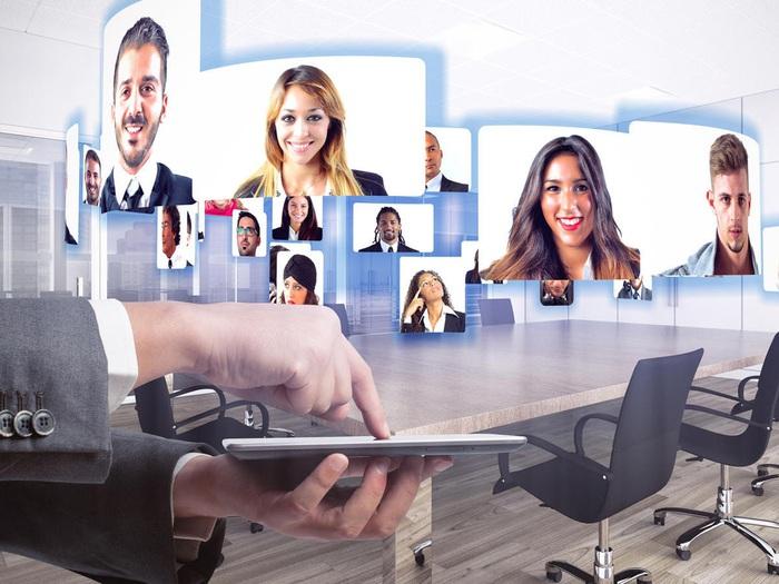 Làm việc online: Rủi ro tiềm ẩn trong tiện lợi - Ảnh 1.