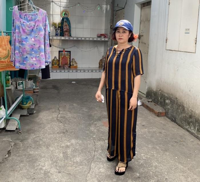 Xót xa khi người lao động mất việc vì dịch, bà chủ trọ miễn 2 tháng tiền phòng - Ảnh 2.