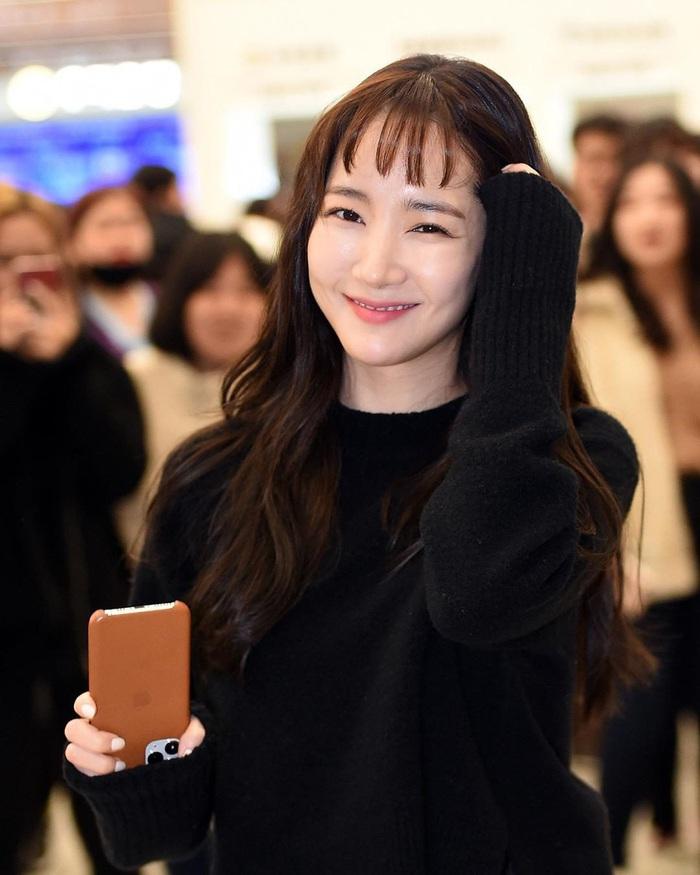 """Nhìn """"nữ hoàng dao kéo"""" Park Min Young mới thấy: Tóc mái sai một li, kém xinh đi một dặm - Ảnh 5."""