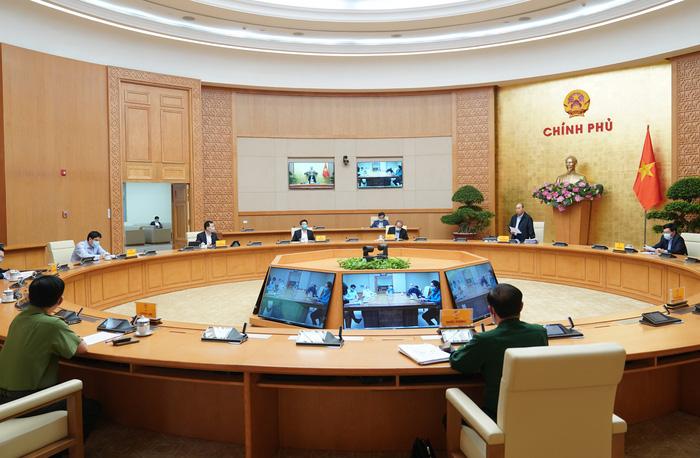 Thủ tướng đồng ý công bố dịch COVID-19 trên toàn quốc - Ảnh 1.