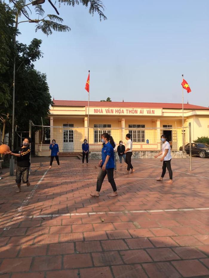 Hoạt động thể thao tại Sơn Lôi
