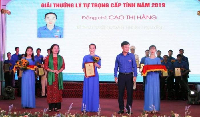 Nghệ An: Nữ cán bộ đoàn duy nhất được đề cử Giải thưởng Lý Tự Trọng năm 2020 - Ảnh 5.